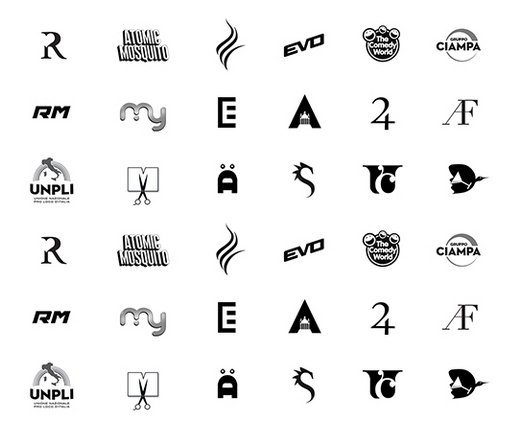 LOGO LOGO – daniele latini – graphic design