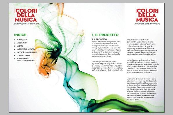 I colori della musica