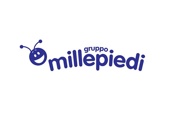 millepiedi logo re-styling